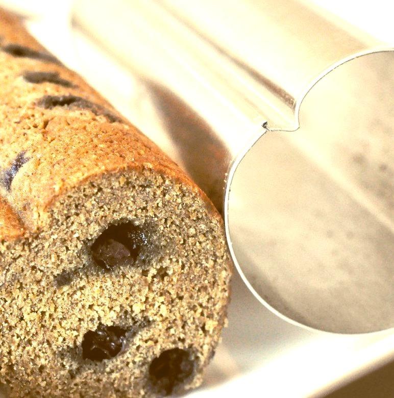 Vegan Banana Bread (recipe H E R E)