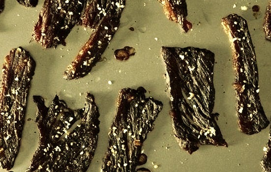 Making chewy, salty, delicious beef jerky is easier than you think.