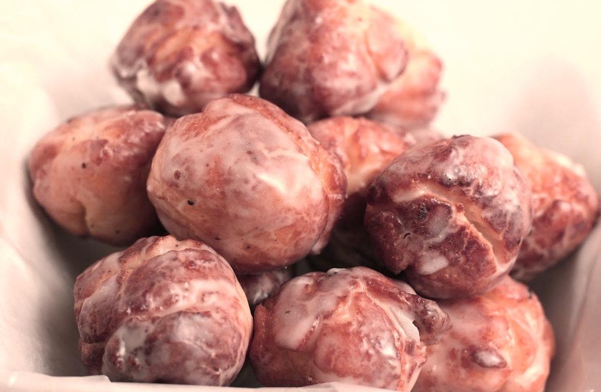 Recipe: Old Fashioned Sour Cream Donut Holes