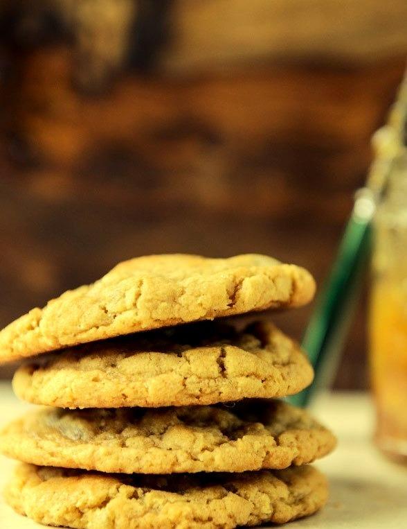 Recipe: PB & J Cookies