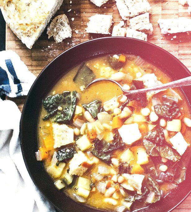 Ribollita (Tuscan Vegetable Stew)